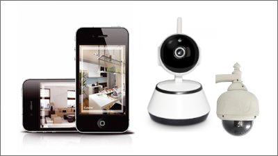 caméra ip haute définition